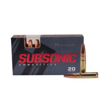 Buy Hornady Subsonic-.300-AAC-Blackout 190 Online